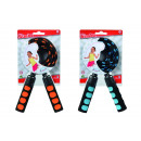 Spring rope with soft grip, 2 times assorted