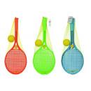 Softball-Tennis, 3-fach sortiert