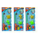 WF Magnet fishing game, 3 times assorted