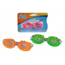 wholesale Aquatics & Beach: WF animal swimming goggles, 3-s.