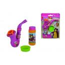 wholesale Licensed Products: Masha soap bubbles saxophone
