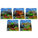 Lion Guard attacker set, 5 times assorted