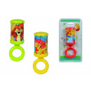 wholesale Baby Toys: WTP Kling sound rattle, 3 times assorted