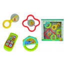 wholesale Baby Toys:WTP 4in1 Rattle set