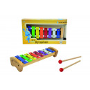 wholesale Wooden Toys: KiKANiNCHEN Wood-xylophone