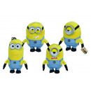 Minions , 25cm, 4 times assorted