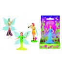 grossiste Figurines & Sclulptures: Magiques Fairies Fées, 4 fois assorti