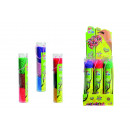 wholesale Gifts & Stationery: A & F beaded  beads in tube, 3 times assorted