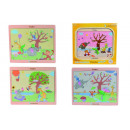 wholesale Puzzle: KiKANiNCHEN  seasons times  assorted , 4 times ...