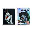 Disney Sequin Fun frozen -Olaf