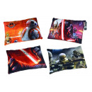 grossiste Articles sous Licence: Star Wars coussins , 4 fois assorti