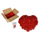 Blox 500 rosso 8 pezzi di pietre sciolte