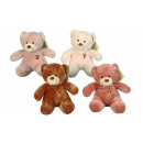 wholesale Dolls &Plush: Nicotoy plush bear, 4- times assorted