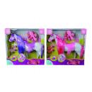 SL Fairytale Princess Horse, 2 times assorted