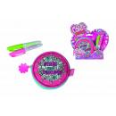 groothandel Speelgoed: CMM Glitter Couture Ronde Portemonnee