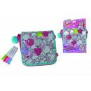 Großhandel sonstige Taschen: CMM Glitter Couture Messenger