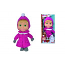 wholesale Toys: Masha soft doll Winter , 23cm