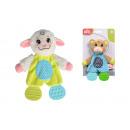 wholesale Dolls &Plush: ABC plush dental aid, 2 times assorted
