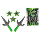 wholesale Knife Sets: Next ninja knives and throwing stars