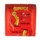 Bumper condoms with funny print