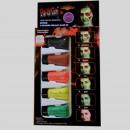Großhandel Dekoration:Halloween Creme Make up