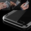 Iphone X / Clear TPU Silicone Case / Transparent