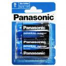 Panasonic , Mono D / LR20-BP2 / Blister
