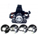 Headlamp, Headlamp LED Rechargeable Battery USB