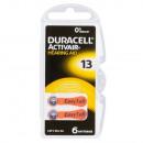 grossiste Maison et cuisine: Duracell aide  auditive pile bouton A13
