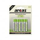 grossiste Maison et cuisine: Arcas batterie  Ni-MH AA Mignon 2700mAh Emballage d