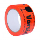wholesale Shipping Material & Accessories: Adhesive tape /  Caution glass 50m / 48mm
