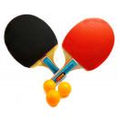 Tischtennisset 5-teilig, Ping Pong Spiel, Pingpong