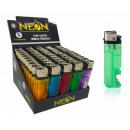 groothandel Aanstekers: Neon wegwerp  wrijvingswiel  aanstekers met ...