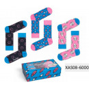 wholesale Fashion & Apparel: Happy socks 3 pair in gift box