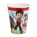 Paper cup Paw  Patrol 266 ml 8 pieces