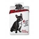 grossiste Linge de lit & Matelas: drap Best Friends Cat 140/200 7418