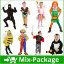 wholesale Toys: Mix Package: Kids  Costumes Carnival Bestsellers