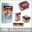 grossiste Batteries et piles: Mix Paquet:  Camelion batteries Valeur Boîtes