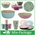 Mix Package Bamboo Tableware TREND