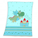grossiste Coussins & Couvertures: Fynn  Microfaserflausch -couverture  Dragon