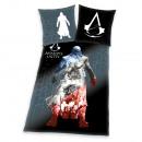 Assassins Creed  Unity Microfaser Bettw,