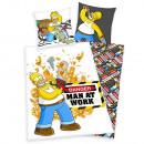 mayorista Artículos con licencia:Simpsons sábana