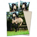 wholesale Bedlinen & Mattresses: Young collection Horse bed linen