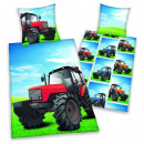 wholesale Home & Living: Young Collection: Tractor bed linen
