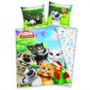wholesale Licensed Products:Talking Tom bed linen