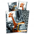groothandel Home & Living: Young collectie:  New York Safari Bedtextiel