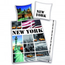 Großhandel Home & Living: Young Collection: New York Bettwäsche