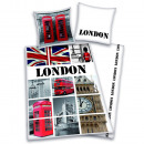 ingrosso Home & Living: Young Collection:  Londra biancheria letto