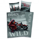 ingrosso Home & Living: Young Collection:  Born To Be Wild biancheria letto