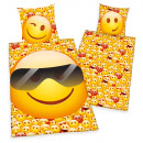 wholesale Bedlinen & Mattresses: Emot x Sunglasses:  Young Collection! bed linen